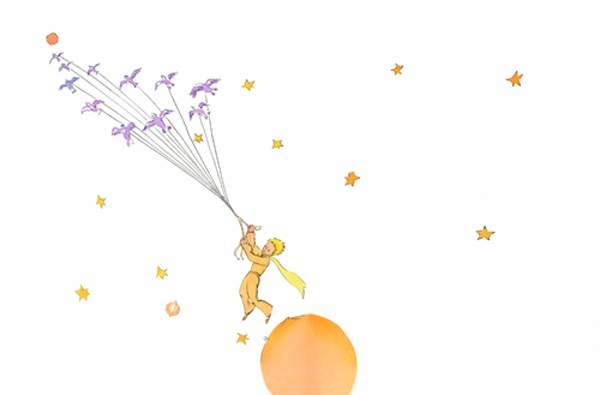 Draw Me A Wallpaper The Little Prince