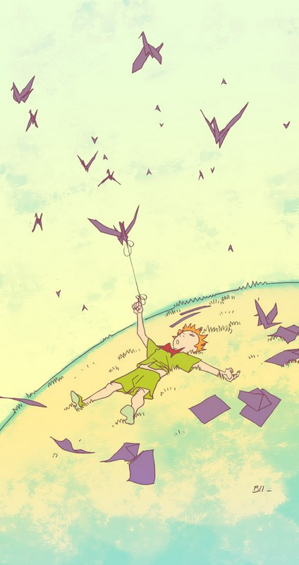 The Little Prince as seen by Bengal