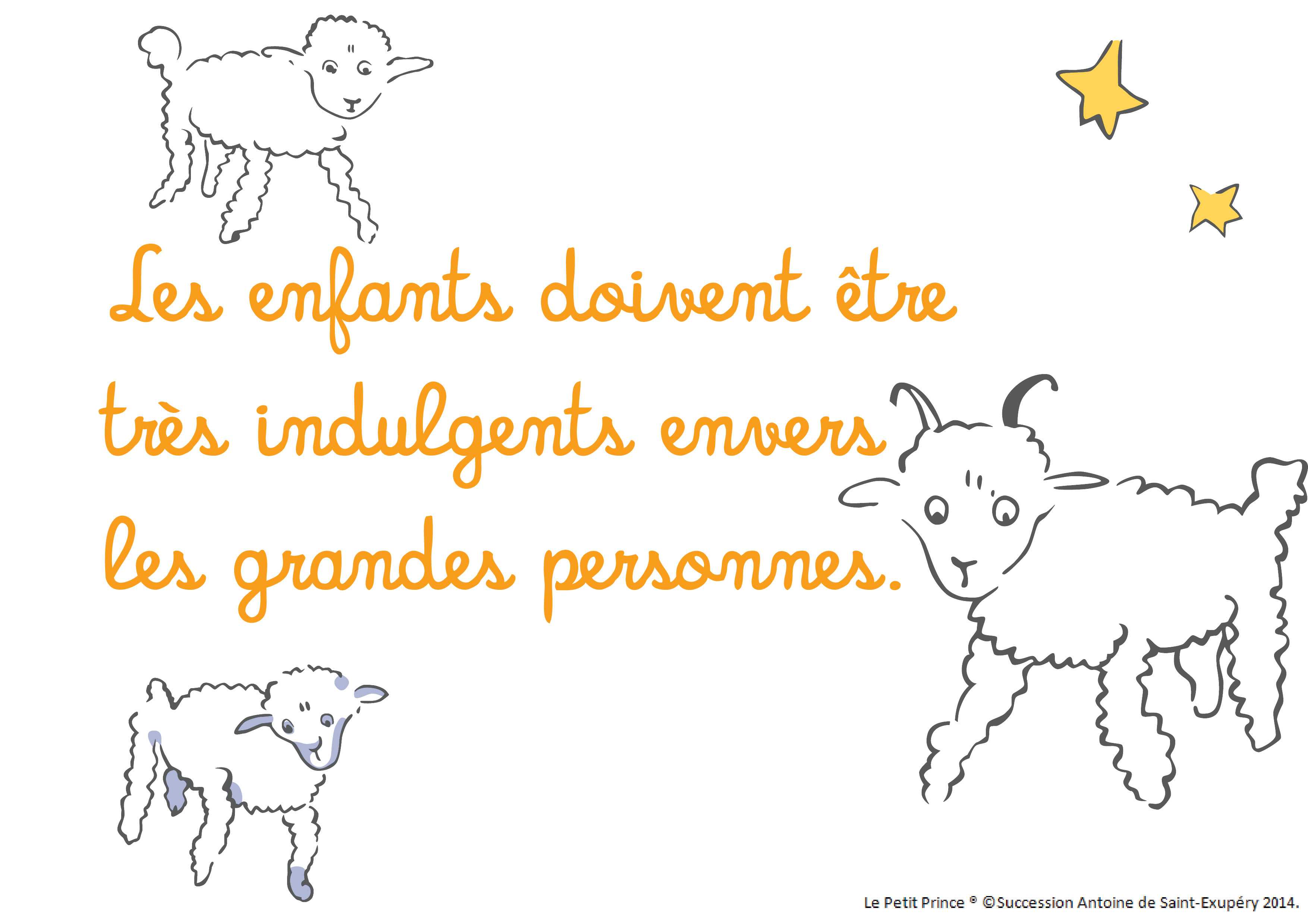 Four Less Known Quotes In French The Little Prince