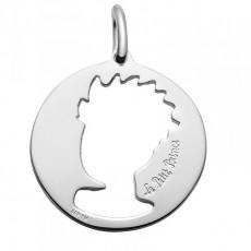 medaille-de-bapteme-en-argent-le-portrait-ajoure-du-petit-prince-16mm