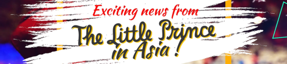 The Little Prince in Asia