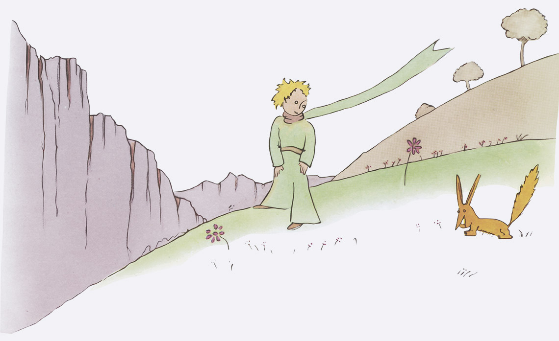 Writing contest: Imagine that the Little Prince is Back!